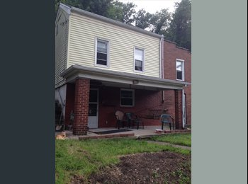 EasyRoommate US - 2 bedroom house for rent - Pittsburgh Southside, Pittsburgh - $1200