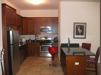 EasyRoommate US - IMMEDIATE AVAILABILITY!Great location! Nice Condo! - Fort Lee, North Jersey - $1000