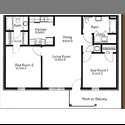 EasyRoommate US 1/br 1/ba for rent. $1200 sign on bonus! - Tuscaloosa - $ 495 per Month(s) - Image 1