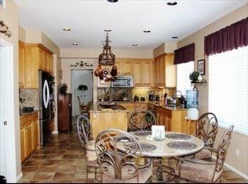 EasyRoommate US - Beautiful Spacious Room & Bath Available - Camarillo, Ventura - Santa Barbara - $800