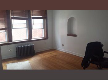 EasyRoommate US - Roommate wanted - 1 room in LOGAN SQUARE - Logan Square, Chicago - $500