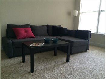 EasyRoommate US - Short time rent -Room for rent with share bathroom - Quincy, Boston - $1000