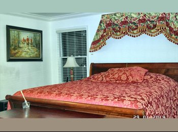 EasyRoommate US - Master Suite Bedroom with a Private Bath - Bridgewater, Central Jersey - $1600