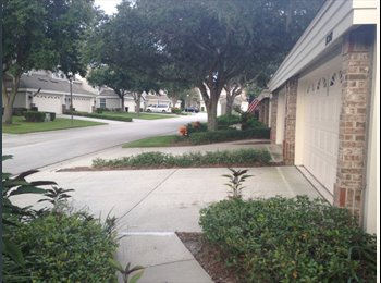 EasyRoommate US - Normal female roommate wanted for nice townhome! - Lakeland, Other-Florida - $550