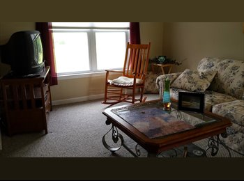EasyRoommate US - Beautiful, Serene, Lakefront, 2 Bedroom + Loft - Durham, Durham - $1200