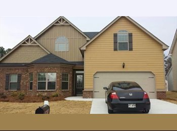 EasyRoommate US - **NEW HOME COMMUNITY**BEST DEAL!!! $650 LARGE ROOM - Stone Mountain & Vicinity, Atlanta - $650