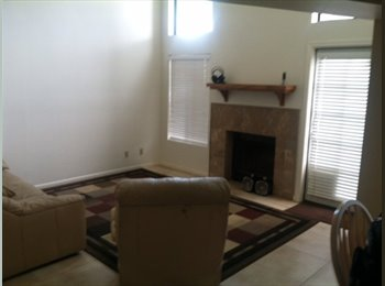 EasyRoommate US - 2-Story Townhome - You Get Master Bedroom - Scottsdale, Scottsdale - $700