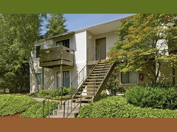 EasyRoommate US - 2 Br/1 bath 800 Sq ft appt available in Renton, WA - Kent, Kent - $1075