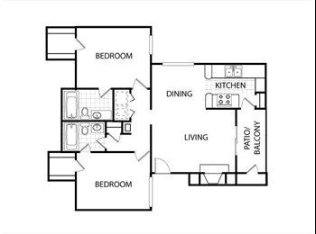 EasyRoommate US - NEED roommate by November 1st - East Dallas, Dallas - $400