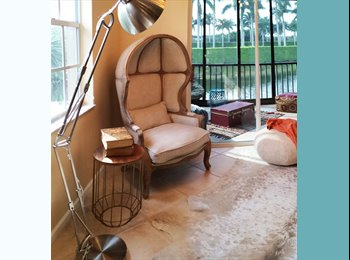 EasyRoommate US - Stylish 3-Bedroom+Den Condo at Beach&Golf Club - Fort Myers, Other-Florida - $7000