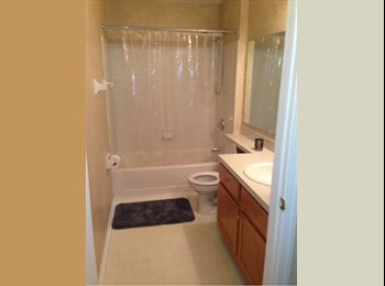 EasyRoommate US - Condo share - own bdr & full bath in Mount Laurel - South Jersey, South Jersey - $750