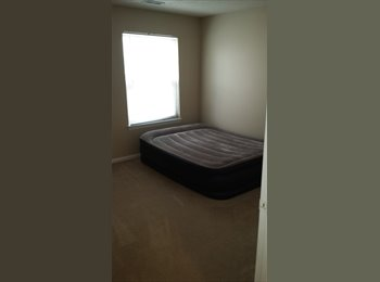 EasyRoommate US - ONE BEDROOM AND BATHROOM AVAILABLE - Newport News, Newport News - $500