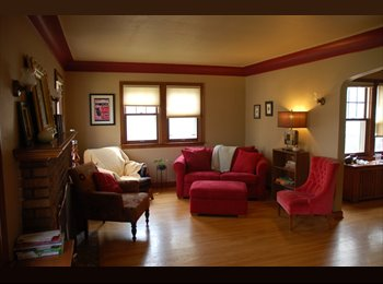 EasyRoommate US - Looking for a Young Professional Female Roommate - Nokomis, Minneapolis / St Paul - $450