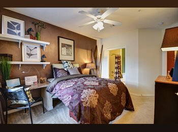 EasyRoommate US - Sublease a room for spring semester!!! West10 - Tallahassee, Tallahassee - $619