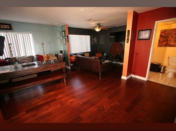 EasyRoommate US - Cozy Private Room in North Hollywood Condo - North Hollywood, Los Angeles - $850