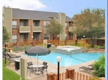 EasyRoommate US - One Bedroom Apartment Available for 2nd Semester - San Marcos, San Marcos - $814