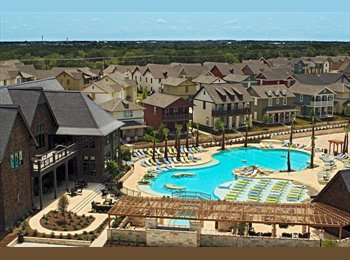EasyRoommate US - Spring '15 Sublease DEAL at The Cottages! - Other-Texas, Other-Texas - $565