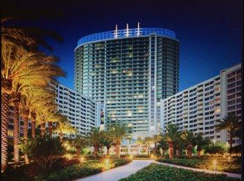 EasyRoommate US - Spacious living area/ studio - Miami Beach, Miami - $785