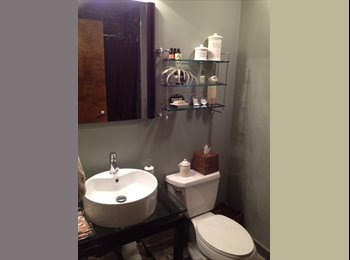 EasyRoommate US - Unfurnished sublet bedroom / bathroom Hoboken - Hoboken, Central Jersey - $1750