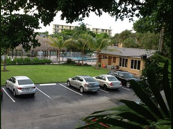 EasyRoommate US - Room for rent - Ft Lauderdale Area, Ft Lauderdale Area - $500