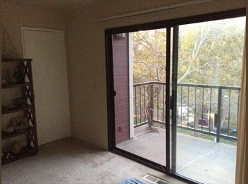 EasyRoommate US - Private Room w/ Bath, Walk-in Closet, Balcony, View - Pittsburg, Oakland Area - $700