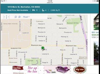 EasyRoommate US - 1019 Moro st apt 4 Manhattan ks 66502 - Manhattan, Other-Kansas - $250