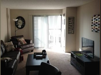 EasyRoommate US - Modern Downtown Apartment with great view! - Downtown, Minneapolis / St Paul - $1340