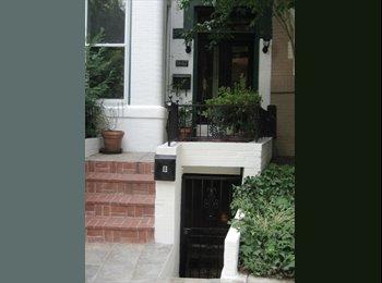 EasyRoommate US - GORGEOUS 2 BR 1 BA ELEGANT HOME IN DC's BEST AREA - Adams Morgan, Washington DC - $3290
