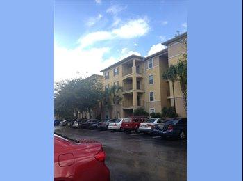 EasyRoommate US - Female Roommate needed! - North Tampa, Tampa - $535