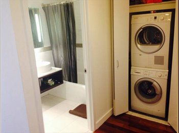 EasyRoommate US - Looking to share a 1BR in Luxury Highrise Elevator - Midtown West, New York City - $1400