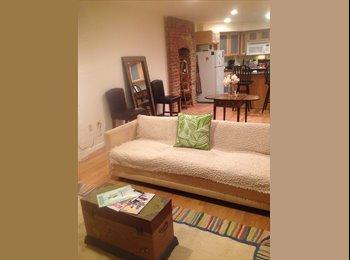 EasyRoommate US - Bedroom Available in Prime Georgetown Apartment  - Georgetown, Washington DC - $1125