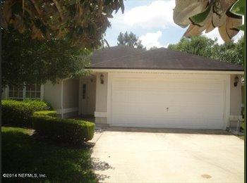 EasyRoommate US - Beautiful 4 bedroom house in best school zone - Southwest Jacksonville, Jacksonville - $1680