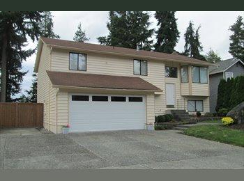 EasyRoommate US - ^^So. Everett/ Mill Creek /newer home - Everett, Everett - $500