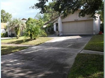 EasyRoommate US - Room For Rent in 3bdrm House Near VCC East - Orlando - Orange County, Orlando Area - $400