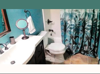 EasyRoommate US - Great house, Private room /w seperate entrance for - Goleta, Ventura - Santa Barbara - $750
