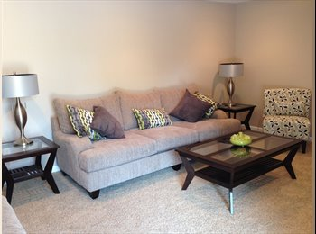 EasyRoommate US - For rent private bedroom in a large 4 bedroom home - Troy, Detroit Area - $600