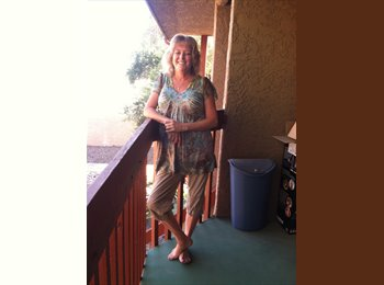 EasyRoommate US - Shelly - 50 - Tucson