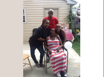 EasyRoommate US - Hope Funches - 54 - South Jersey