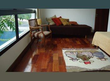 CompartoDepto AR - Hermoso cuarto en casa nueva Palermo Hollywood - Capital Federal, Capital Federal - AR$5700