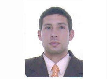CompartoDepto AR - Diego - 32 - Capital Federal
