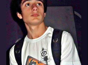 CompartoDepto AR - Andres Nicolas Maldonado - 18 - Rosario