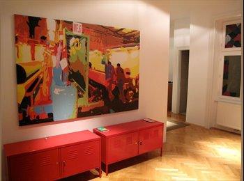EasyWG AT - 5 Rooms Flat (180 sqm) Room with balcony - Wien  4. Bezirk (Wieden), Wien - €670