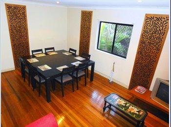 EasyRoommate AU -  West End DOUBLE,SINGLE,TWIN short/med/long term - West End, Brisbane - $1083