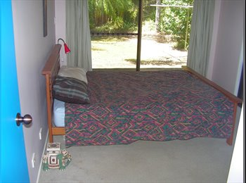 EasyRoommate AU - Furnished medium sized room in 2 bedroom Duplex. - Coolangatta, Gold Coast - $650