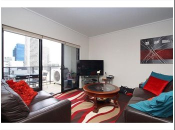 EasyRoommate AU - Fantastically located central city apartment - Perth, Perth - $693