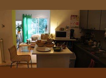 Appartager BE 2 chambres à louer - le Quartier Européen (Léopold, Schuman), Bruxelles Centre, Bruxelles-Brussel - 450 par Mois,€ - Image 1