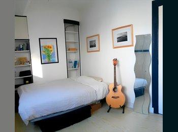 Appartager BE - Chambre 350€ Libre au 01/01/2015 - Quartier Mérode - Etterbeek, Bruxelles-Brussel - €350
