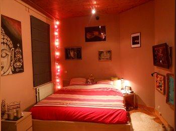 Appartager BE - Grande chambre à louer à Uccle - Uccle-Ukkel, Bruxelles-Brussel - €330