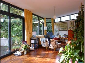Appartager BE - chambre à louer à Uccle - Uccle-Ukkel, Bruxelles-Brussel - €400