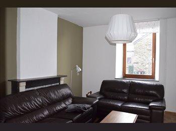 Appartager BE - Belle maison à louer - Arlon, Arlon-Aarlen - €300